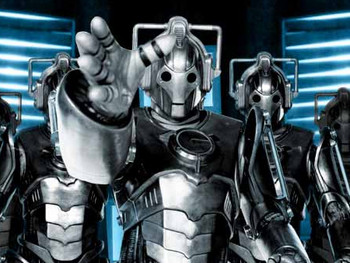 Beware the Cybermen!