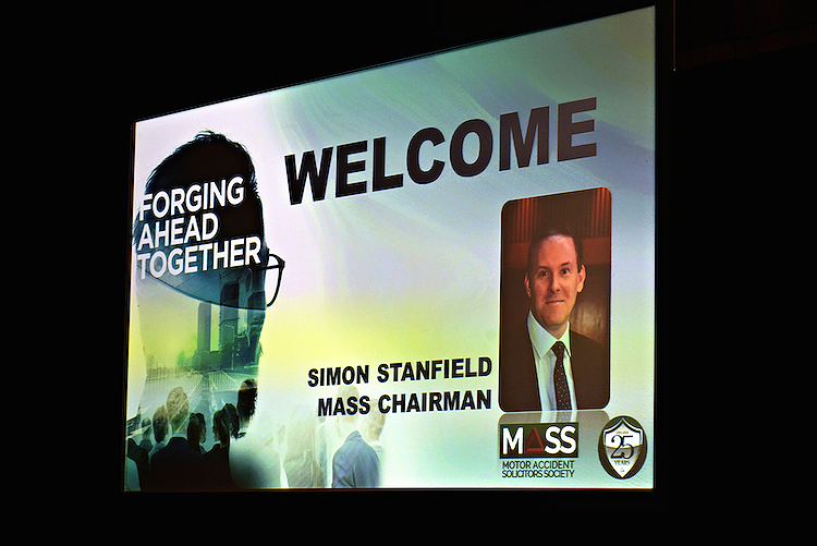 Chairman's Speech, MASS Conference 2016