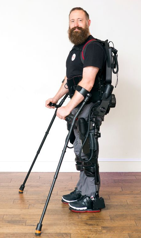 The ever-changing world of prosthetics - April 2017